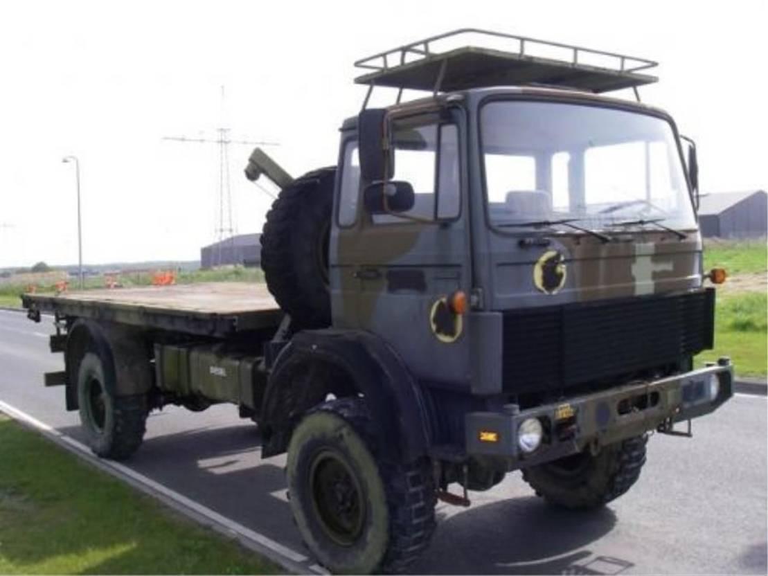 leger vrachtwagen Magirus 168 M 11 4X4...4085 1983