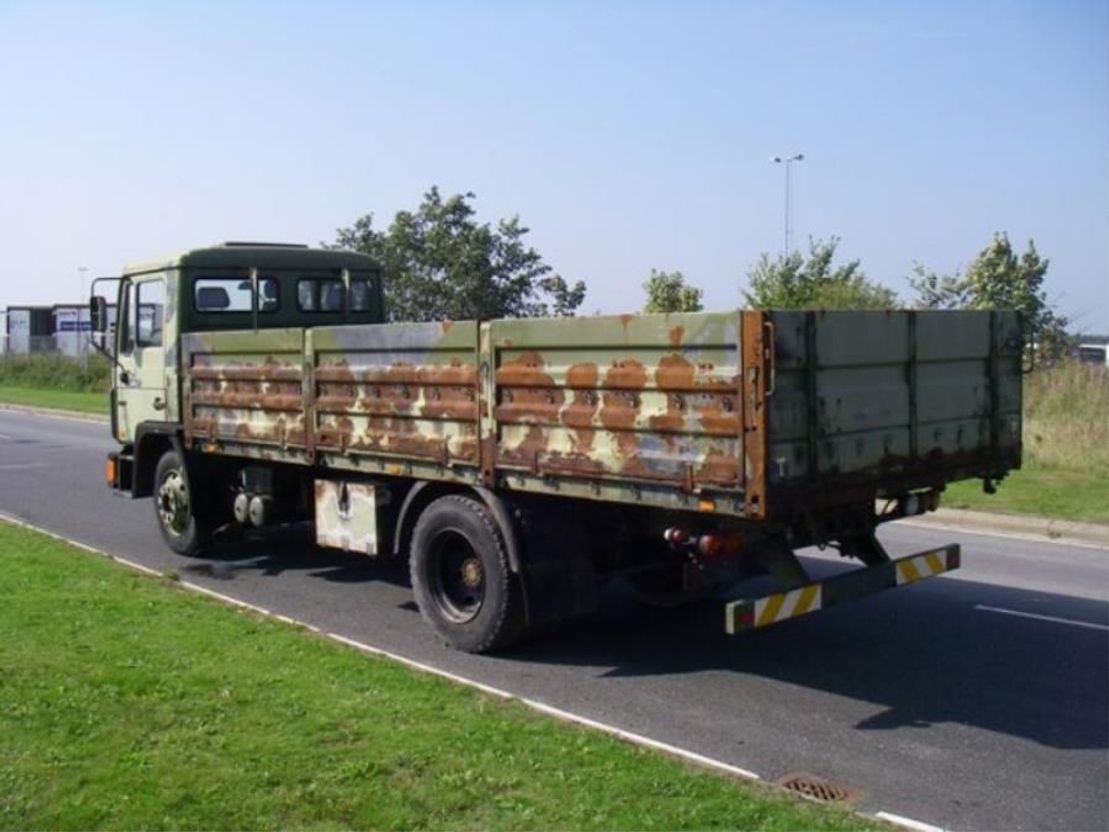 leger vrachtwagen MAN 13-192 F IC  (EX-ARMY) 1993