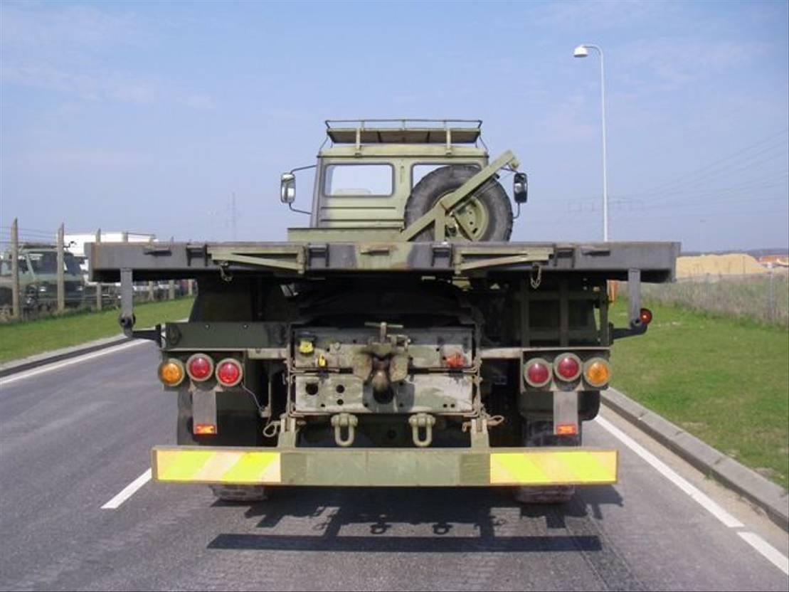 leger vrachtwagen Magirus 110 X 16 AW 4X4 EX-ARMY..4100 1988