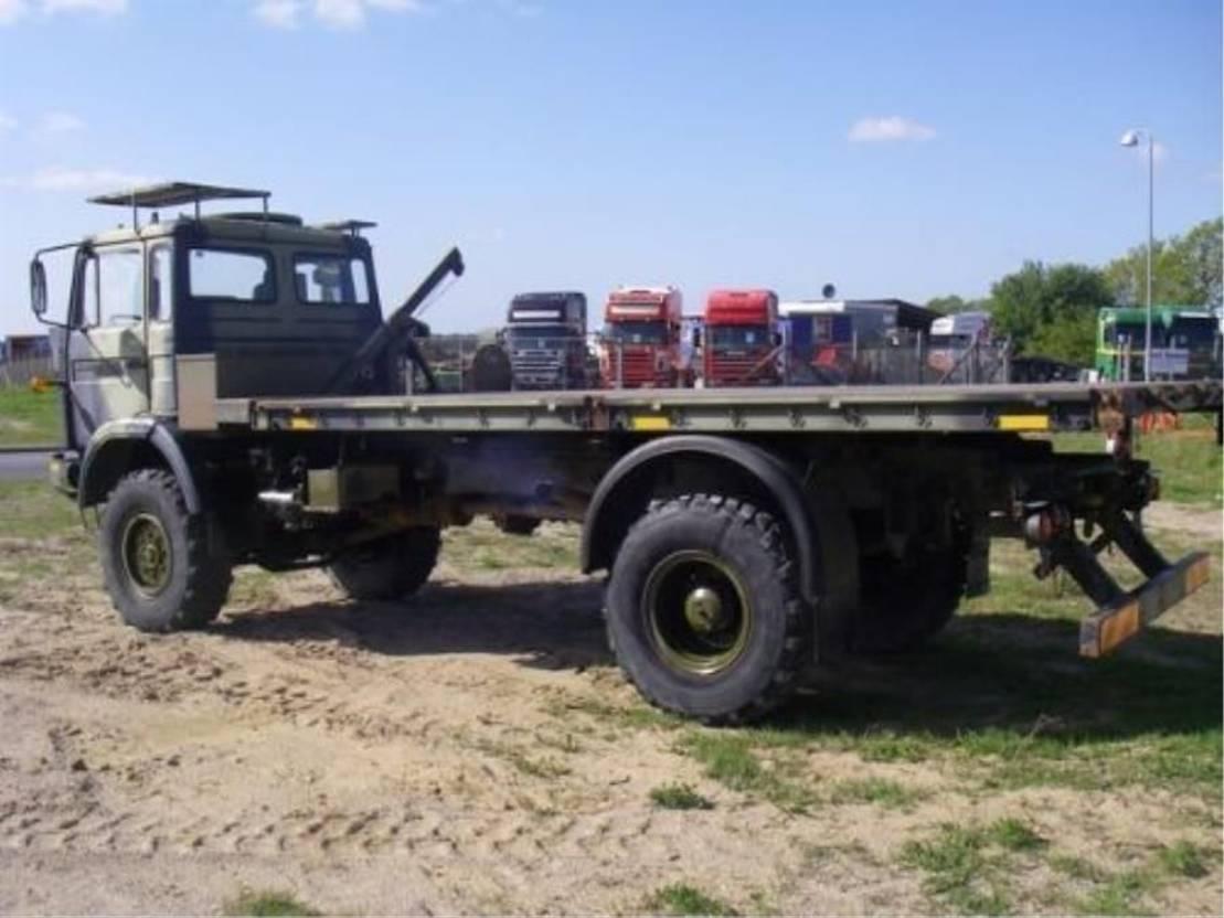 leger vrachtwagen Magirus 168 M11 FAL 4X4..4103 1984