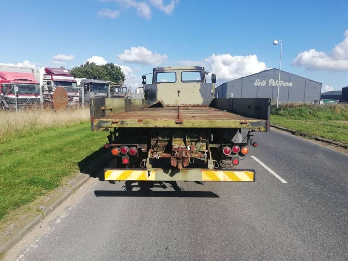 leger vrachtwagen Magirus 168 M11 FAL 4X4.EX-ARMY. LONG MODEL.4107... 1984